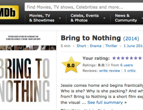 How to get Your Short Film on IMDb, Add a Poster, and Change Details