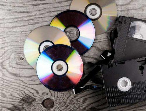 Convert VHS to DVD