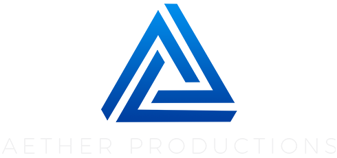 Aether Productions Retina Logo